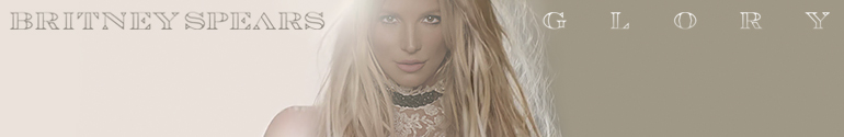 Britney Spears Glory