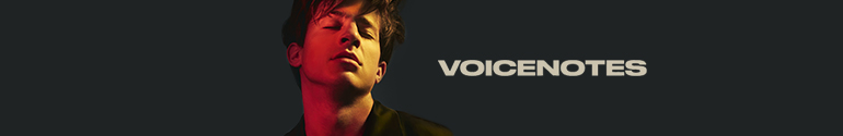 Voicenotes Album