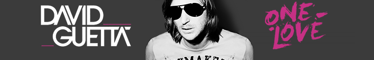 David Guetta One Love